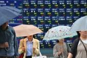 Chứng khoán châu Á đầu tuần thê thảm bằng mức 2011