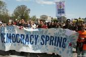 Mỹ bắt 400 người biểu tình Mùa xuân Dân chủ