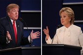 Trump: Tôi sẽ chấp nhận kết quả bầu cử, nếu tôi thắng!