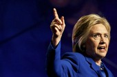Ngày vận động nước rút của bà Clinton