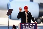 Ngày vận động nước rút của Trump