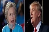 Trước giờ G: Clinton-Trump dồn sức các bang 'chiến địa'