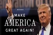 Trump và đảng Cộng hòa thắng toàn diện