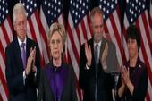 Clinton thôi tranh cử, Obama mời Trump tới Nhà Trắng