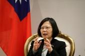 Đài Loan công bố hành trình bà Thái Anh Văn, có ghé Mỹ