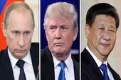 Tại sao ông Trump ưu ái Nga hơn Trung Quốc?