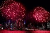 Bộ ảnh các nước đón năm mới con Gà