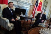 Trump tăng chi tiêu quốc phòng, Trung Quốc lo biển Đông