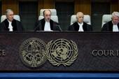 Nga-Ukraine đối đầu tại tòa án quốc tế