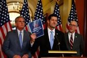 Dự luật hủy bỏ Obamacare có thể bị ách ở Thượng viện