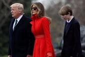 130.000 người Mỹ ký đơn đòi bà Trump dọn về Nhà Trắng