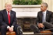 Ông Obama tính đánh Syria mạnh tay hơn ông Trump