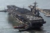 Ông Trump khó lòng đơn phương tấn công Triều Tiên