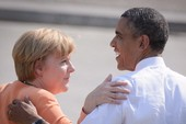 Ông Obama sắp tái ngộ 'bạn già' Thủ tướng Merkel