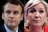 Dẫn bà Le Pen ở vòng 1, ông Marcon sẽ thắng chung cuộc?