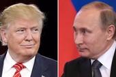 Nga sẵn sàng bàn phương án Putin gặp Trump