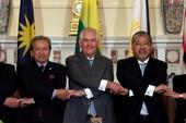 Ngoại trưởng Mỹ: Ngưng cải tạo, quân sự hóa biển Đông