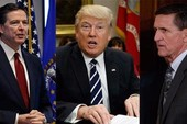 Ông Trump từng bảo 'sếp' FBI dừng điều tra bê bối Nga
