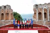 Ông Trump sang Ý dự hội nghị G7 đầy thách thức