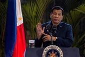 Ông Duterte lại bỡn cợt về cưỡng hiếp