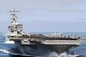 Vì sao Mỹ đưa một lúc 3 đội tàu sân bay đến Triều Tiên?