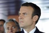 Tổng thống Pháp nhạo ông Trump rút khỏi TT khí hậu