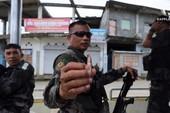 Chân rết IS tích trữ lương thực, cố thủ ở Marawi