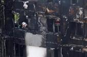 Ném con mong thoát đám cháy kinh hoàng ở London