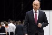 Thăm dò của Mỹ: 87% dân Nga rất tin Tổng thống Putin