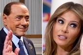 Cựu Thủ tướng Ý Berlusconi thích vợ ông Trump