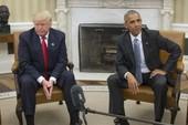 Ông Trump và ông Obama 'đấu khẩu' quanh Obamacare
