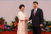Bà Carrie Lam tuyên thệ nhậm chức trước ông Tập