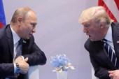 Hai ông Trump-Putin có 'phản ứng hóa học tích cực'