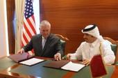 Qatar ký với Mỹ cam kết không tài trợ khủng bố