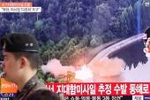 Tên lửa chống hạm Triều Tiên ra biển phòng thủ