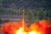 Triều Tiên cân nhắc dội tên lửa sát căn cứ Mỹ ở Guam