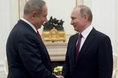 Thủ tướng Israel sẽ đối chất với ông Putin về Iran