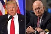 Cựu lãnh đạo tình báo Mỹ: Ông Trump nên từ chức