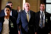 Bộ sậu ông Trump điều trần về Triều Tiên