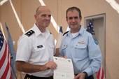 Mỹ mở căn cứ quân sự thường trực đầu tiên ở Israel