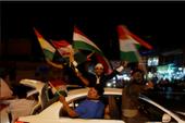 Người Kurd đồng ý độc lập, khu vực bác đối thoại