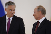 Ông Putin và thông điệp 'nắn gân' tân đại sứ Mỹ