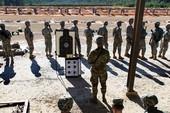 Bị xe quân sự tông khi tập luyện, 2 lính Mỹ thiệt mạng