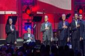 5 cựu tổng thống cùng tái xuất và thông điệp cho dân Mỹ