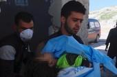Nga chặn LHQ tiếp tục điều tra vũ khí hóa học Syria