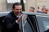 Thủ tướng 'lưu lạc' của Lebanon chấp nhận về nước