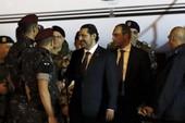 Thủ tướng Lebanon về nước sau gần 1 tháng 'lưu lạc'