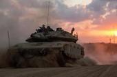 Israel triển khai xe tăng, máy bay sang Dải Gaza