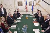 Ngoại trưởng Mỹ, Nga đối thoại về Ukraine và Crimea