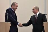 Ông Putin đến Thổ Nhĩ Kỳ tháo gỡ khủng hoảng Jerusalem